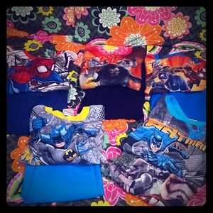 Boys 10/12 Pajama Sets